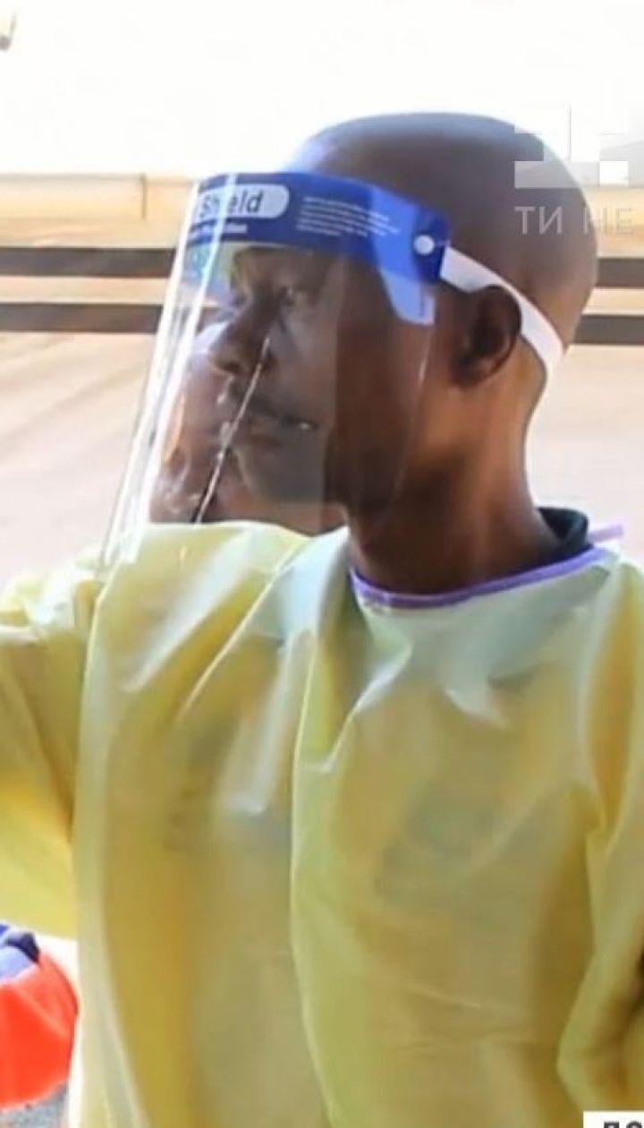 Эбола вернулась: вспышку опасного вируса зафиксировали в Демократической Республике Конго