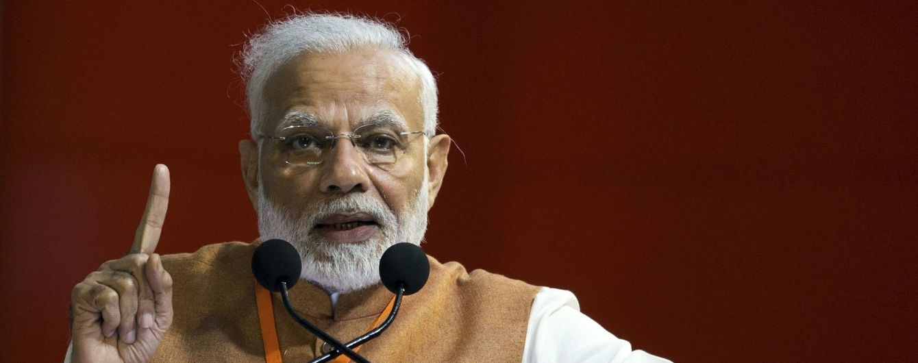 На крупнейших в мире выборах в Индии побеждает партия действующего премьера