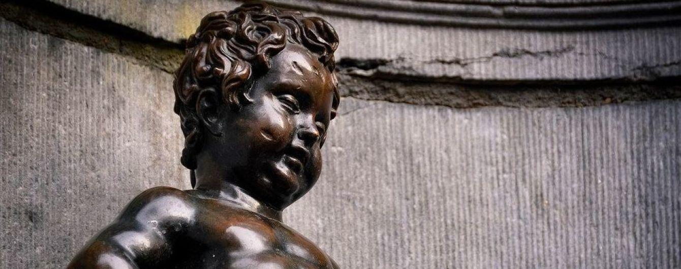 В Брюсселе писающего мальчика заставят экономить воду