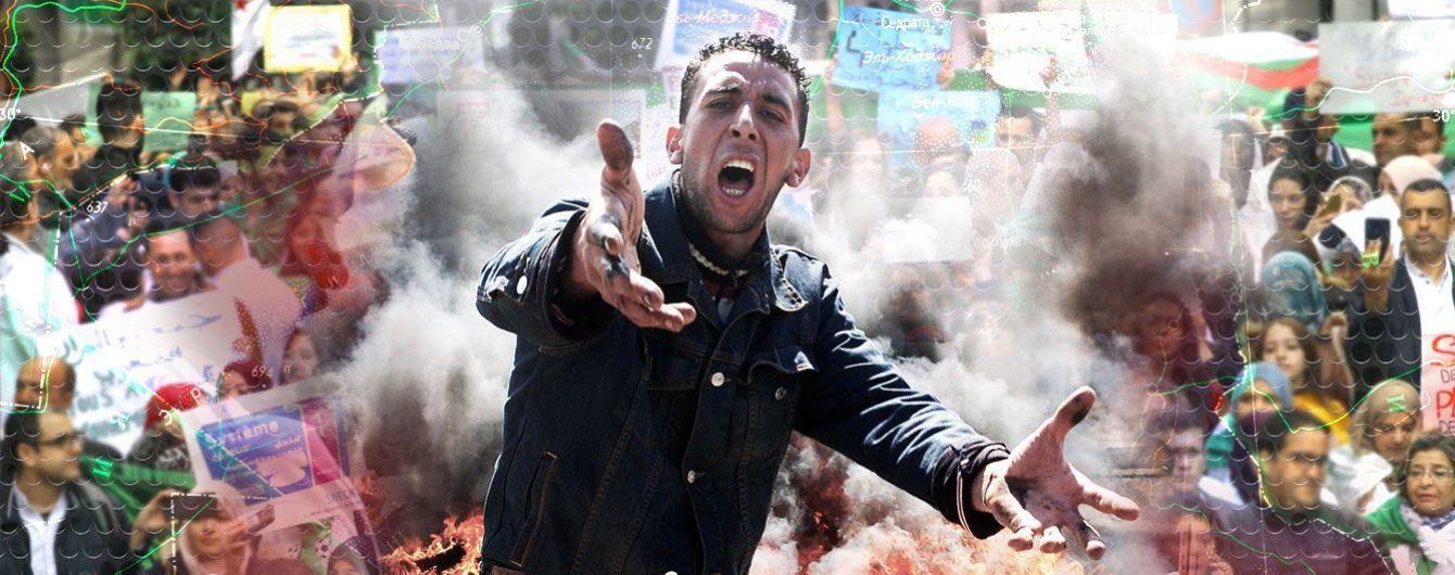 """Переломний момент """"Алжирської весни"""""""