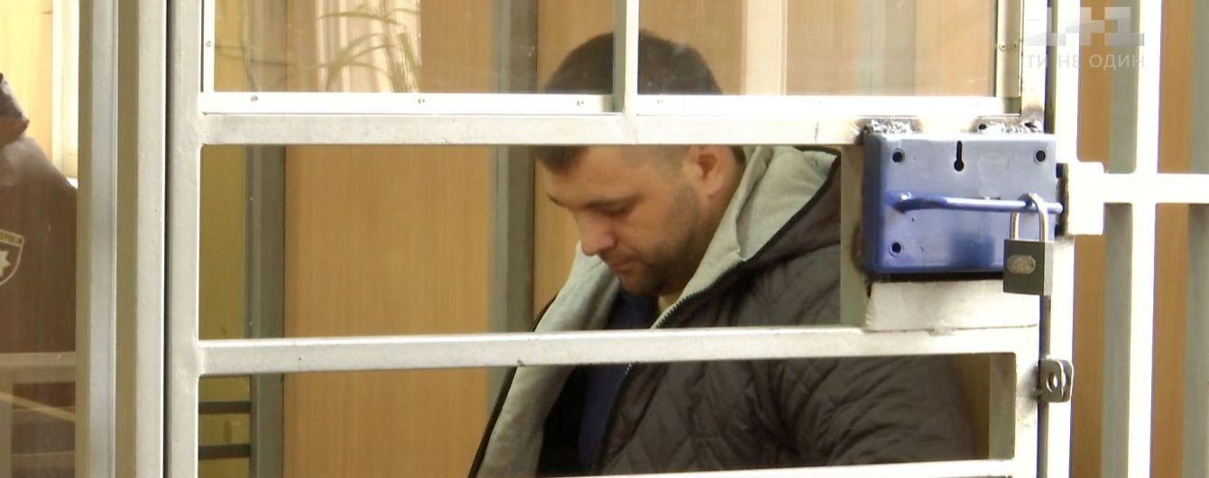"""Екс-боєць """"Торнадо"""", який застрелив двох поліцейських, досі відмовляється свідчити в суді"""