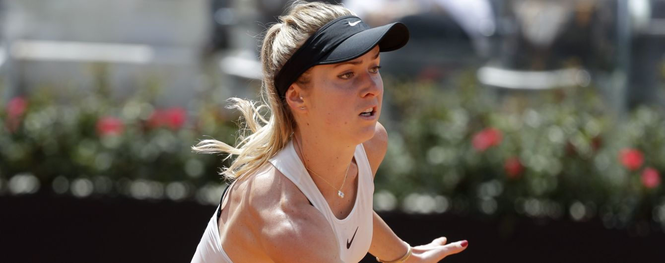 Тріо українських тенісисток дізналися імена суперниць на престижному турнірі в Мадриді