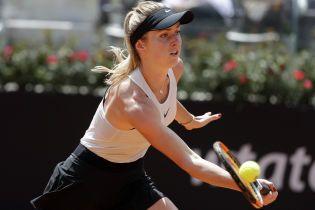 Свитолина и Цуренко не сумели завершить матчи на турнире в Истборне