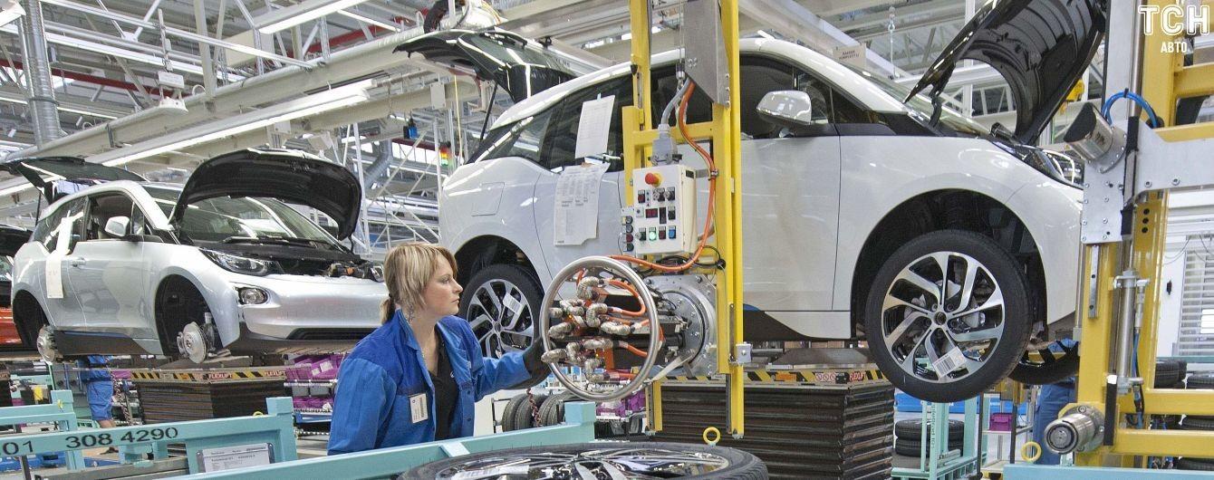 BMW планирует спасти завод Honda в Англии от закрытия