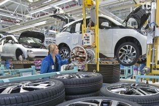 BMW планує врятувати завод Honda в Англії від закриття