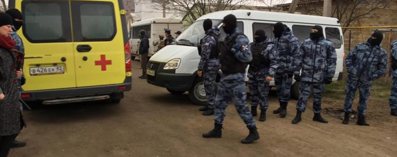 Возле Севастополя оккупанты задержали имама мечети