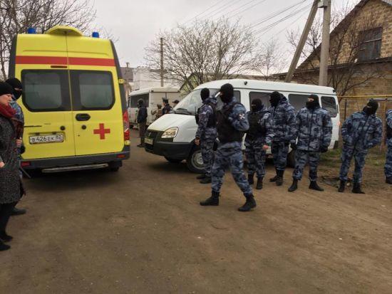 Біля Севастополя окупанти затримали імама мечеті
