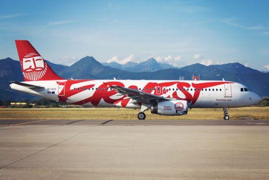 Лоукостер Ernest Airlines планує відкрити базу в Україні