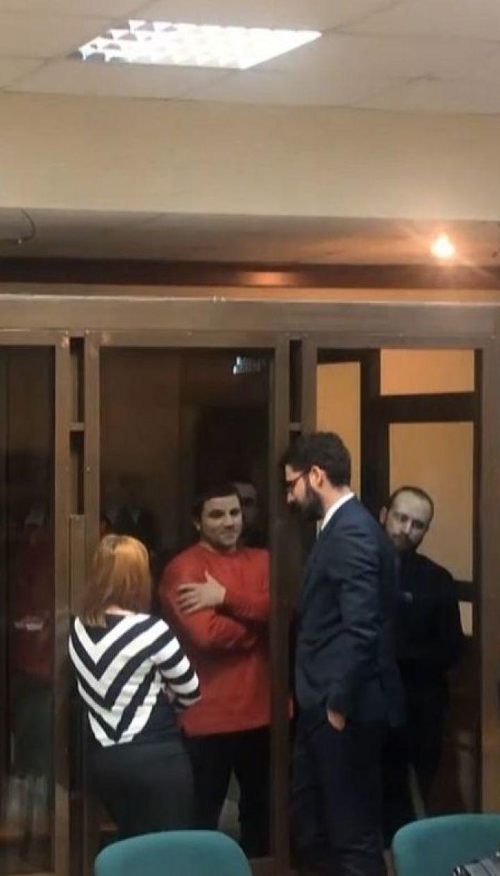 """""""Суд"""" в Москве признал законным продление ареста последним украинским морякам"""