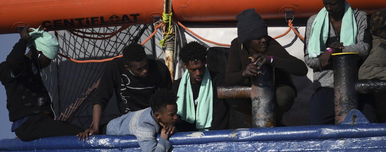 Близько 70 нелегалів загинули в Середземному морі неподалік Тунісу