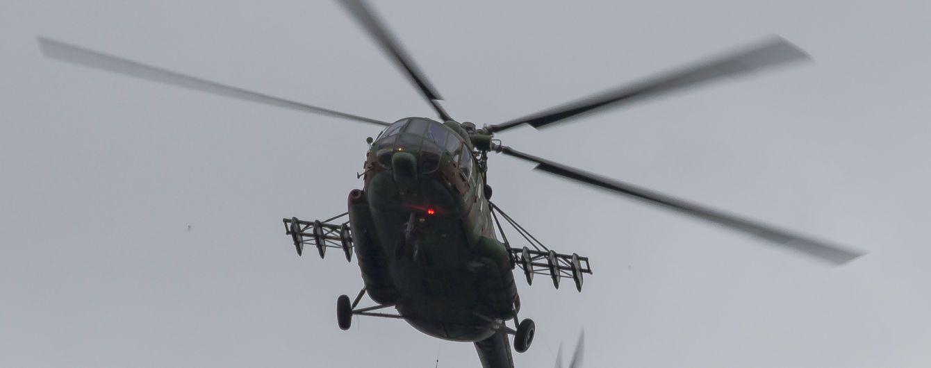 В Казахстане в результате падения вертолета погибли 13 военных