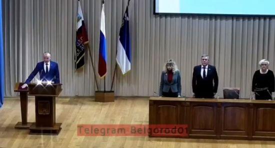 """Новий мер російського міста прийняв присягу під музику з """"Зоряних воєн"""""""