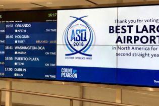 #KyivNotKiev: аэропорт Торонто изменил написание названия украинской столицы