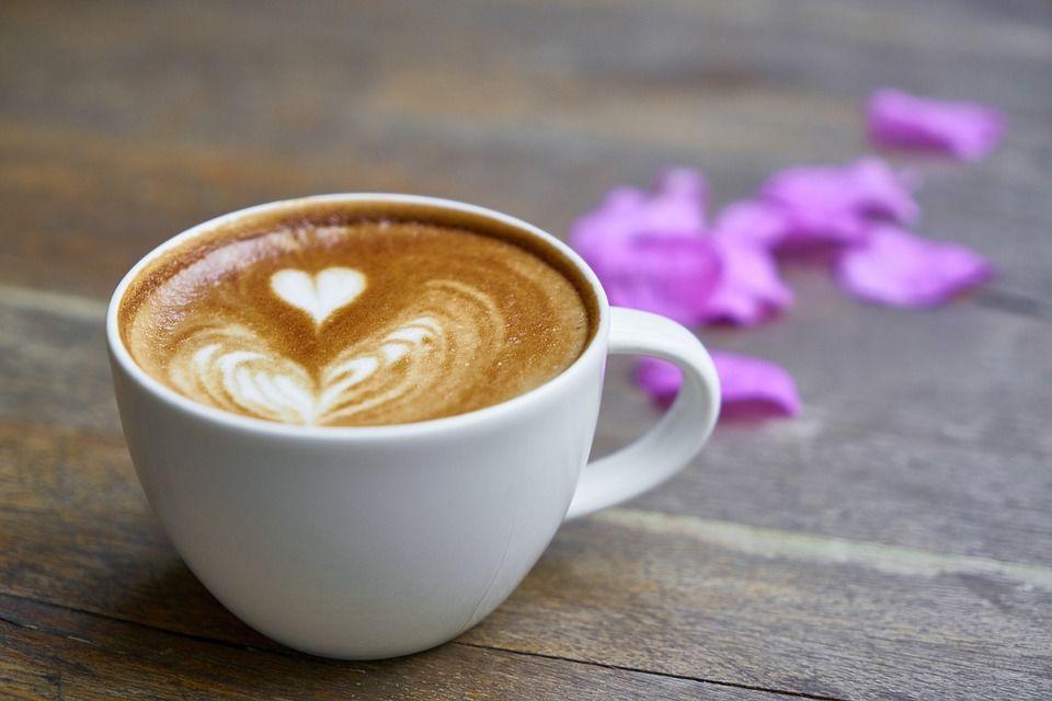 Кава з молоком, для блогів