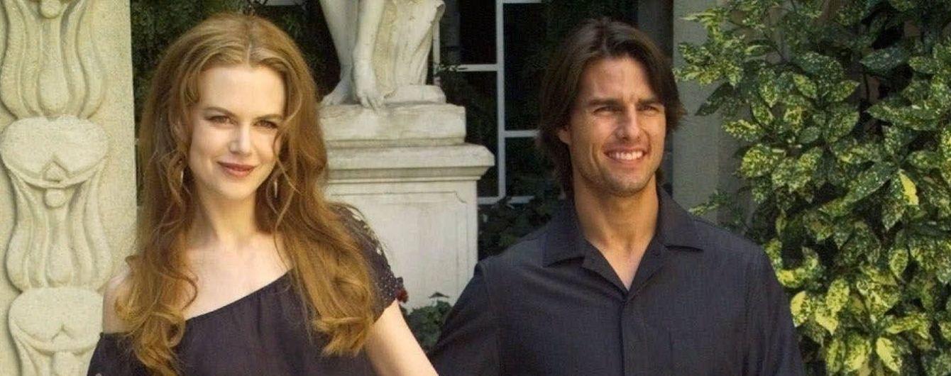 Том Круз запретил Николь Кидман присутствовать на свадьбе их сына