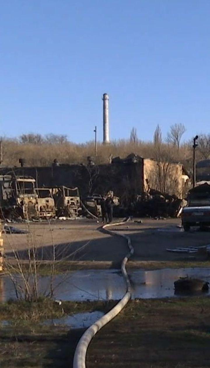 Вже четверо постраждалих під час пожежі та вибуху у Кропивницькому