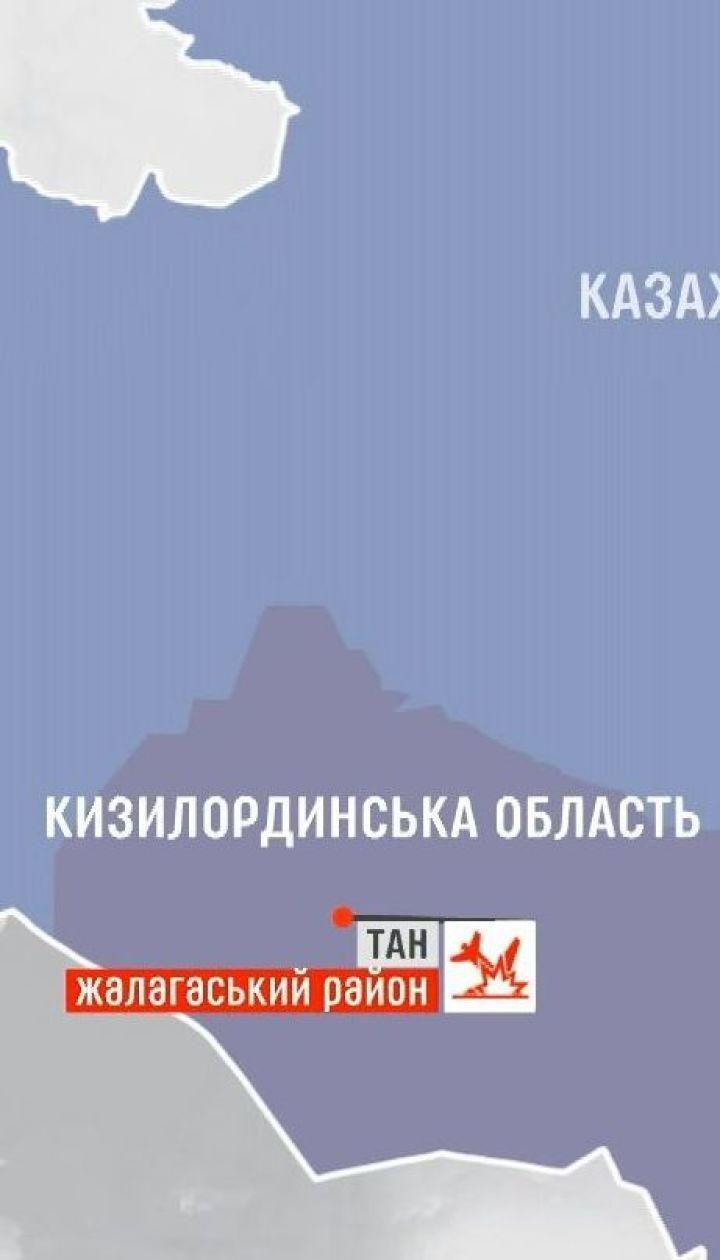 Військовий вертоліт Мі-8 розбився у Казахстані, є загиблі