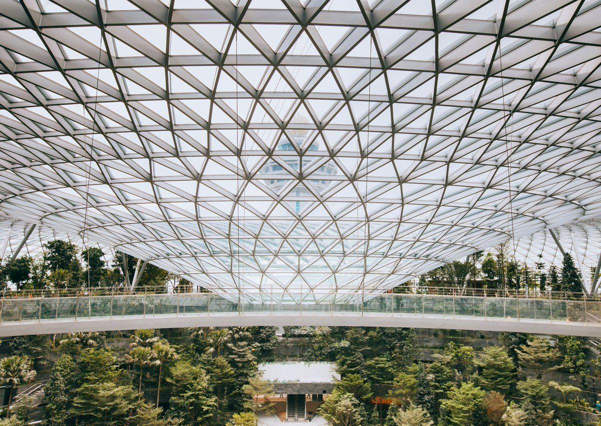 """Аэропорт Сингапура """"Чанги"""""""