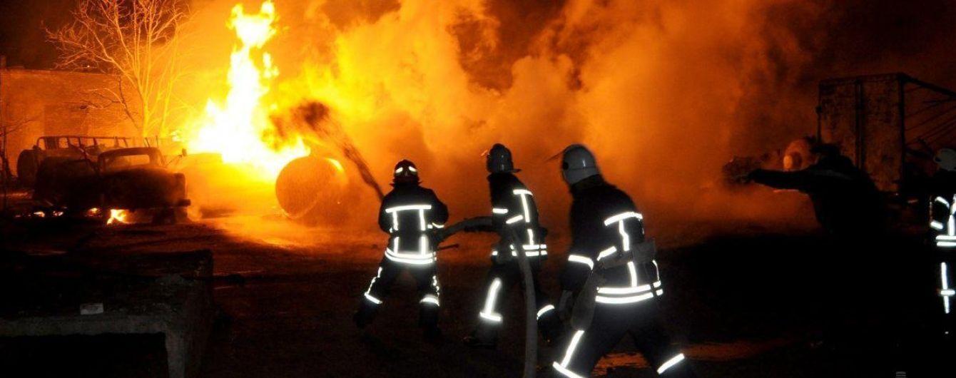 В Кропивницком хотят закрыть АЗС, возле которой произошли взрывы
