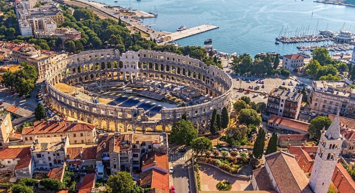 Пула Хорватия