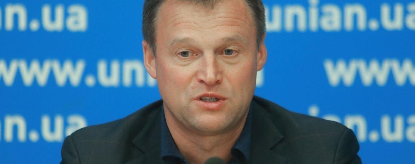 Кандидат у президенти Віталій Скоцик заявив про підтримку Зеленського у другому турі