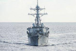 """ВМС США заявили о готовности к """"действиям против Венесуэлы"""""""