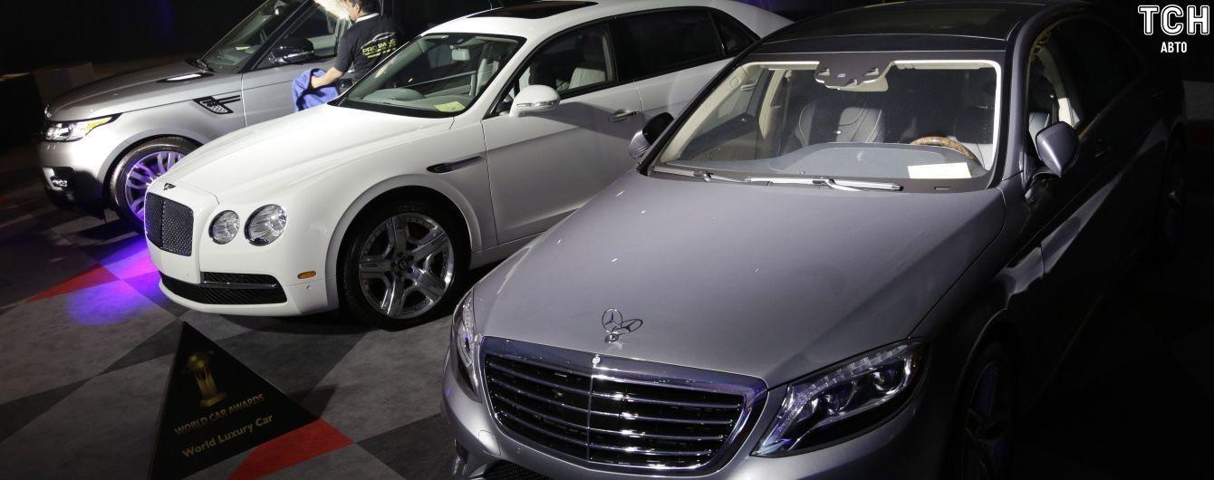 Украинцы уплатили 90 миллионов транспортного налога. Сколько элитных авто в стране