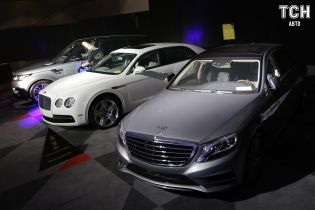 В Украине на 26% выросло количество элитных авто