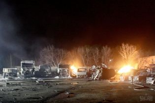 Прокуратура оголосила підозру двом особам через вибухи у Кропивницькому