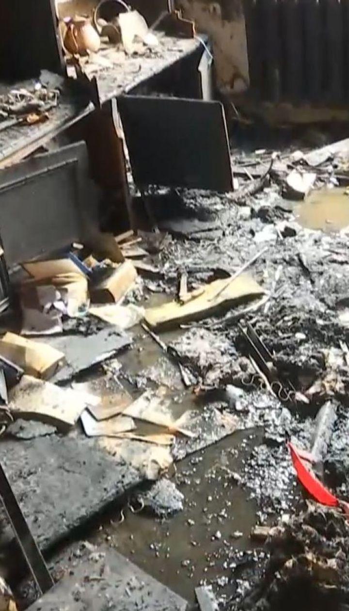 Пожар произошел на столичной Оболони: задохнулись двое пенсионеров