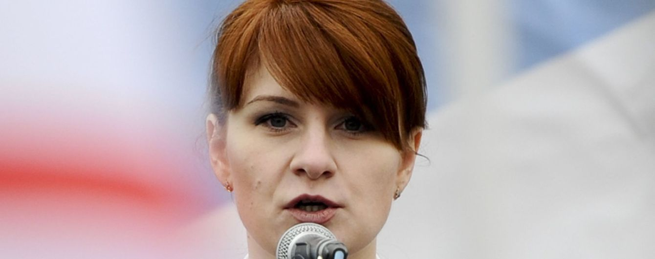 Суд в США назвал дату оглашения приговора задержанной россиянке Бутиной