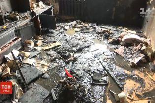 На столичной Оболони в результате пожара погибли двое пенсионеров