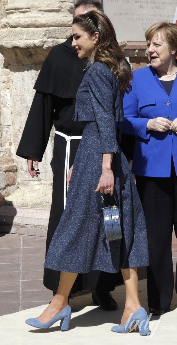 Королева Рания и король Абдалла II_4