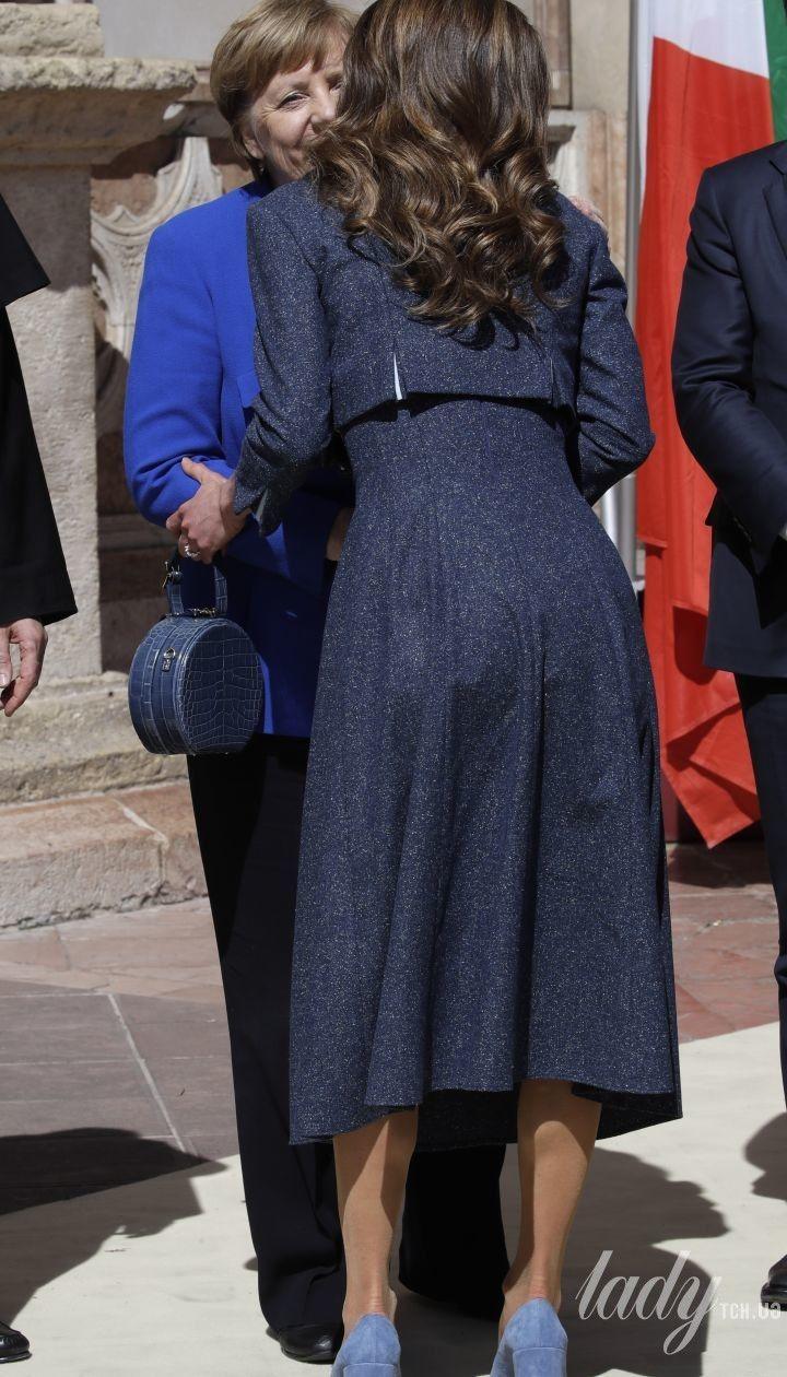 Королева Рания и король Абдалла II