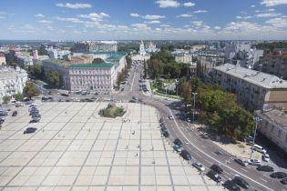 В Киеве перекроют улицы возле Софийской площади в субботу