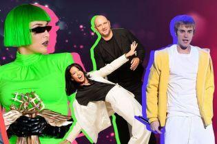 Новости в Гламуре за неделю: музыкальная премия YUNA и творческая пауза Джастина Бибера