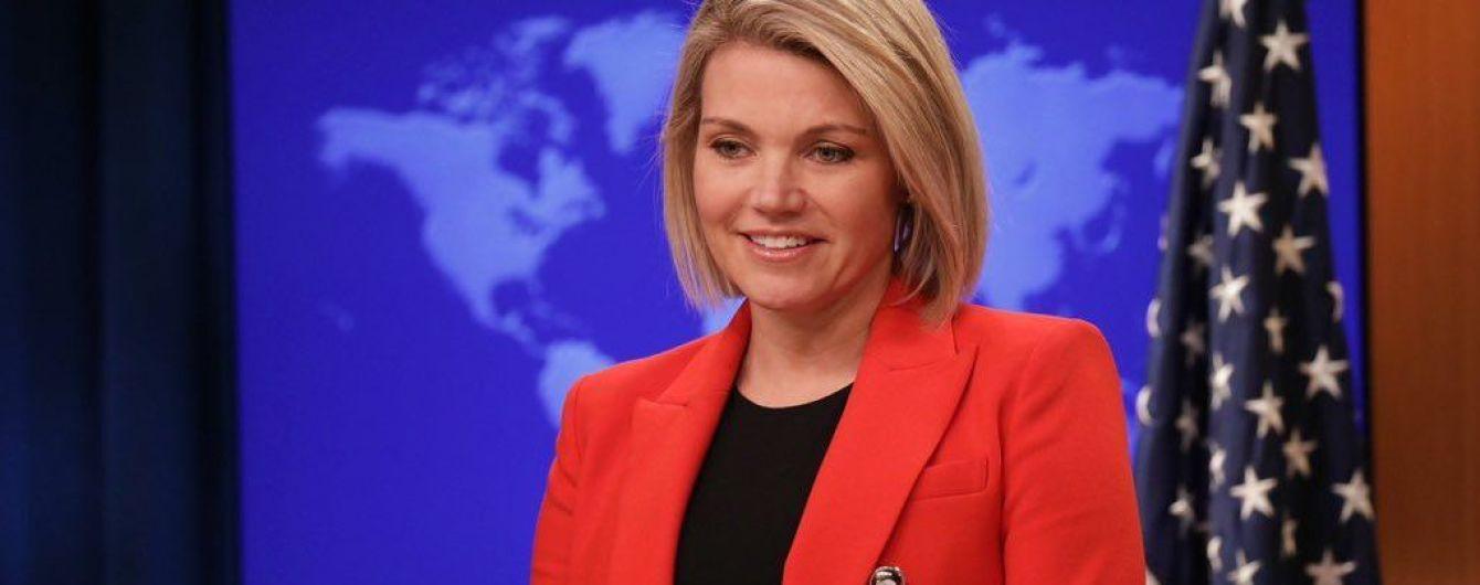 Хизер Нойерт, которая отказалась быть послом США в ООН, уволилась из Госдепа