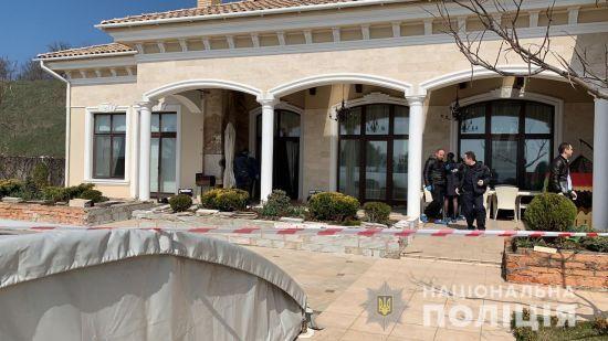 В особняку під Одесою вбили бізнесмена