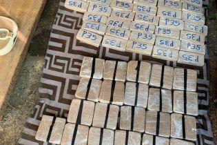На Закарпатье накрыли 120 килограммов контрабандного героина