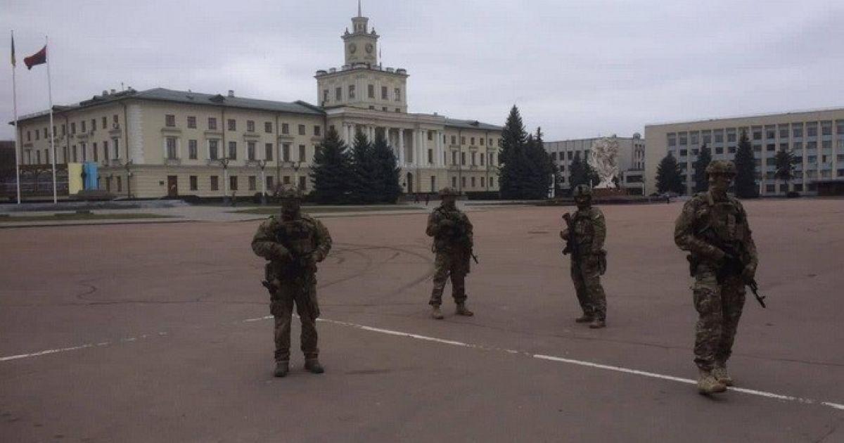 Гуськов: СБУ накануне выборов патрулирует улицы, вокзалы, автостанции иаэропорты