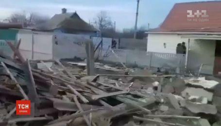 Потужний вибух у будинку пролунав на Дніпропетровщині