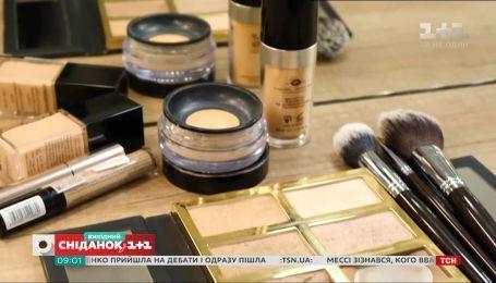 Коррекция лица с помощью мейкапа - Секреты макияжа