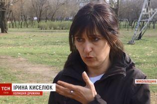 Він душив, вона відстрілювалася: сварка розлученої пари на Миколаївщині ледь не завершилася трагедією
