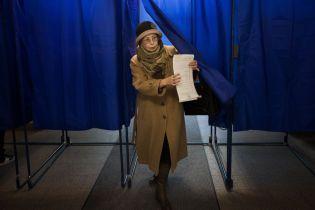 Второй тур выборов: место голосования изменили более 325 тысяч украинцев