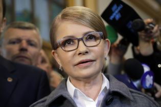 Тимошенко не визнала дані екзит-полів і заявила, що проходить до другого туру виборів