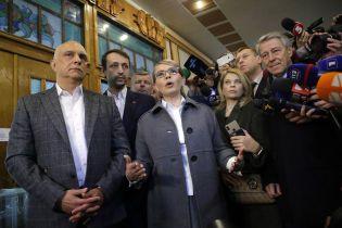 Тимошенко відмовилась судитися через результати виборів і звинуватила в усьому Порошенка