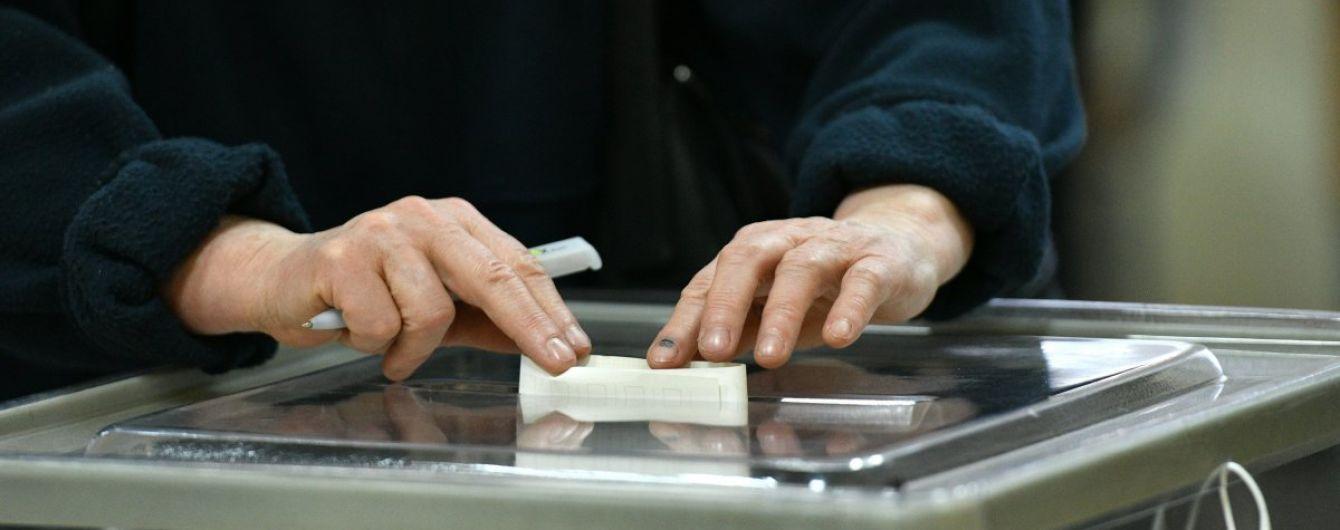 Одна из избирательных комиссий на Киевщине до сих пор не предоставила информации о явке избирателей