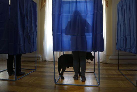 У МВС зафіксували майже вісімсот правопорушень під час підготовки до другого туру виборів