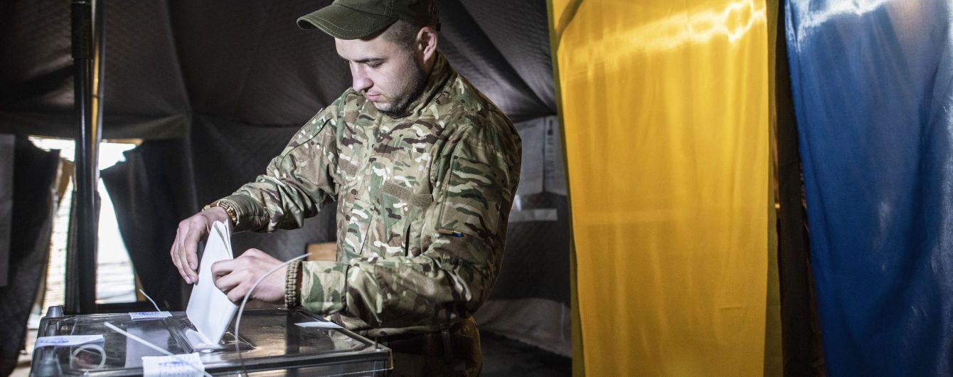 Наблюдатели рассказали, кого военные поддержали на выборах президента Украины
