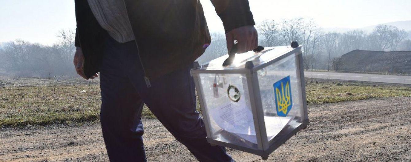 Усі ДВК отримали виборчі бюлетені від окружних комісій – голова ЦВК